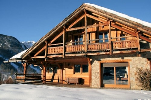 Montagne for Construction chalet vosges tarif