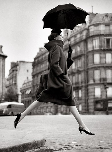 Pierre-Cardin-haute-couture-manteau-1957-rue-Richepanse-75001-Paris-France-Europe.