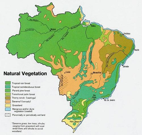 Carte Amerique Du Sud Amazonie.Amerique Du Sud Geographie