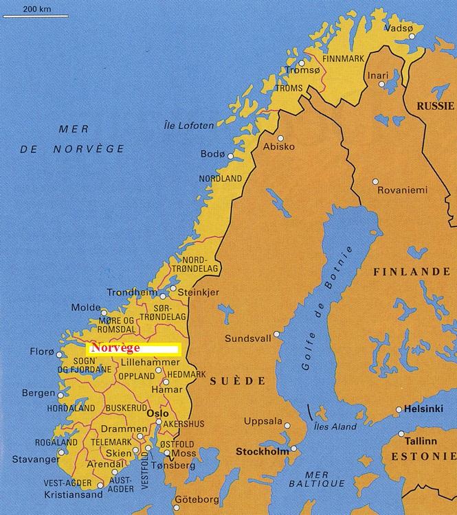 Europe Du Nord Carte Geographique.Europe Du Nord