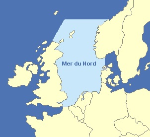 Carte Europe Pays Bas.Mers D Europe