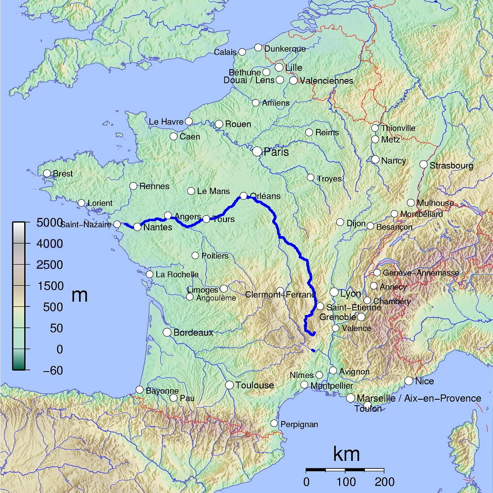 Loire-carte-de-la-loire-1020km-orlean-tour-anger-saint-nazaire-nante
