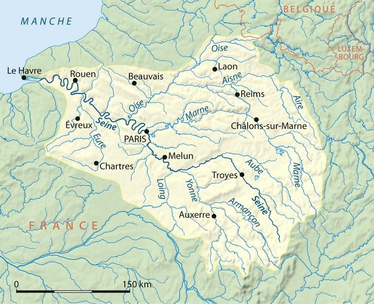 rivière val de marne