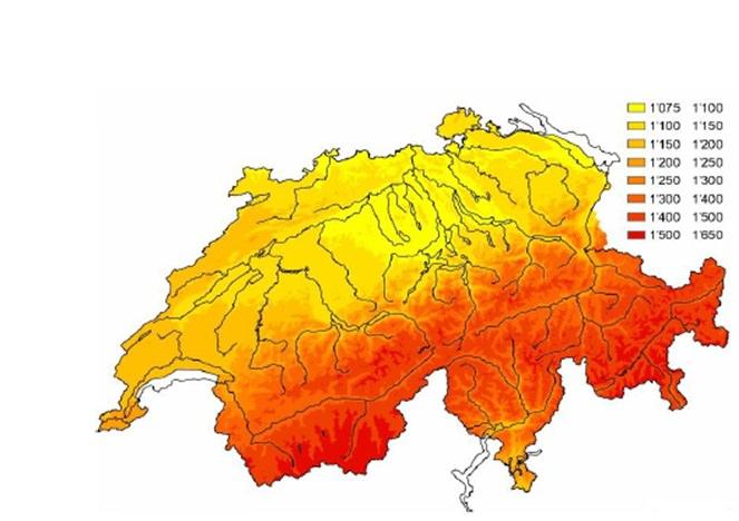 Assez Suisse géographie CT84