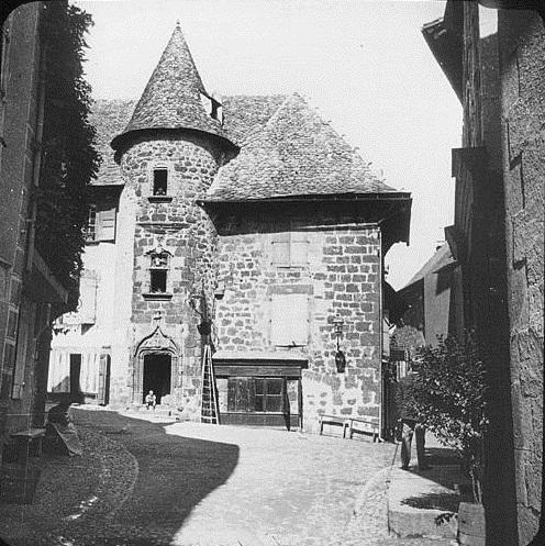 Maisons de france for Photos maisons anciennes