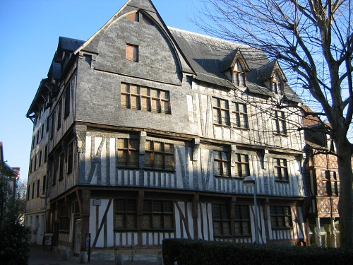 Maisons de france for Haute normandie rouen