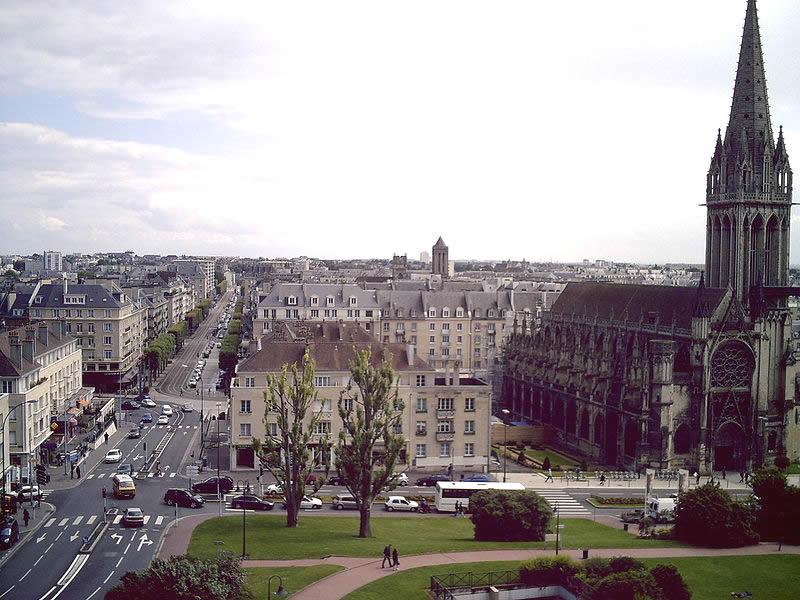 France villes de france for Piscine caen