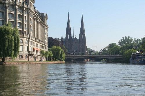 France villes de france for K architecture strasbourg